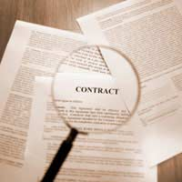 Events Company Terms Conditions Contract
